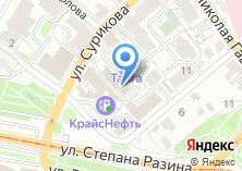 Компания «Оазис ПК» на карте