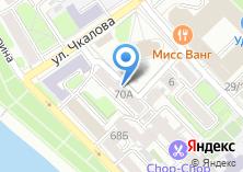 Компания «Сибгипролестранс» на карте