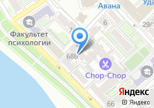 Компания «Пятый угол» на карте