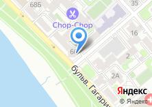 Компания «Строящийся жилой дом по ул. Гагарина бульвар» на карте