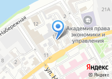 Компания «Автосервис на Сурикова» на карте