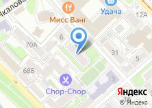 Компания «Иркутская земельная компания» на карте