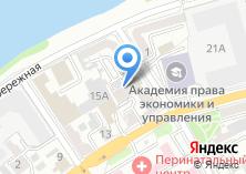 Компания «МИККОНТ» на карте