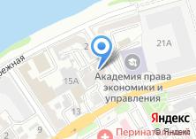 Компания «Добрый доктор» на карте