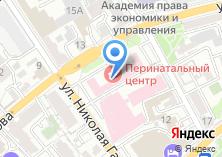 Компания «Городской перинатальный центр г. Иркутска» на карте