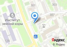Компания «Спортлото» на карте