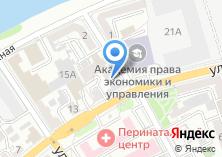 Компания «Энергознак» на карте