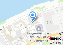Компания «ЭкоКраска» на карте