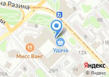 Компания «Байкалия» на карте