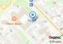 Компания «Авана» на карте