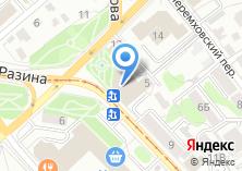 Компания «АлИвиЯ» на карте