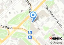 Компания «Кредитный консультант» на карте