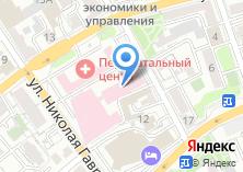 Компания «Энерпром-Электроникс проектно-монтажная компания» на карте