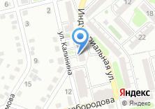 Компания «Сиброн Консалт» на карте