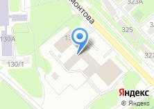 Компания «Комплект-М» на карте