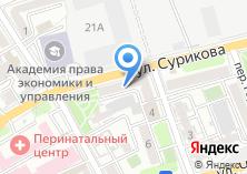 Компания «Цифровой папа сеть центров сотовой связи» на карте