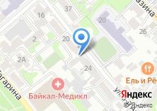 Компания «Ассоль» на карте