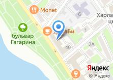 Компания «ТехноБезопасность» на карте
