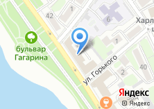 Компания «ВСТЭК» на карте