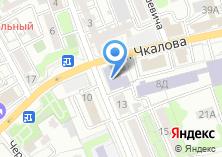 Компания «Иркутский областной колледж культуры» на карте