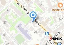Компания «Иркутская» на карте
