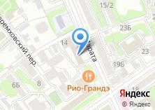 Компания «ТИК №3 Иркутская городская №3 территориальная избирательная комиссия» на карте