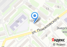 Компания «Зоомагазин на ул. Помяловского» на карте
