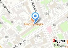 Компания «Управление по недропользованию по Иркутской области» на карте