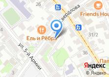 Компания «Айфон-Иркутск» на карте