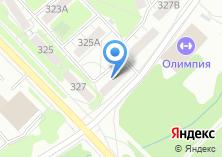 Компания «Электротехническая лаборатория» на карте