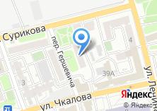 Компания «ИркутскСтройЭнергоМонтаж» на карте