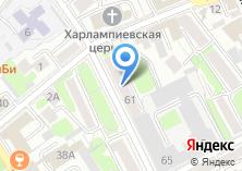 Компания «Адвокатский кабинет Михайловой Н.А» на карте