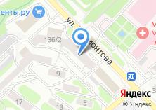 Компания «БайкалОриентКонсалт» на карте