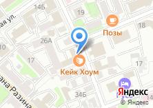 Компания «РОСТА» на карте