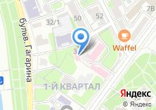 Компания «Академия медицинских наук России» на карте