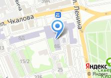 Компания «Евразийский лингвистический институт» на карте