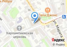Компания «Адвокатский кабинет Кланщакова Р.В» на карте