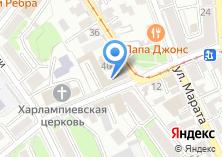 Компания «Аttika-shop.ru» на карте