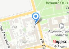 Компания «Крабли.ру» на карте