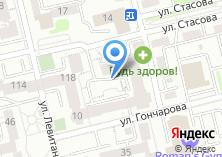 Компания «САБЛАЙН СЕРВИС СИБИРЬ» на карте