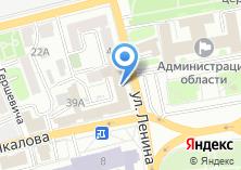 Компания «Байкальский фондовый дом» на карте