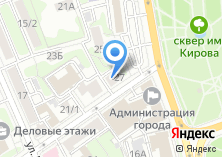 Компания «БАНК УРАЛСИБ филиал в Иркутской области» на карте