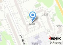 Компания «HRD» на карте