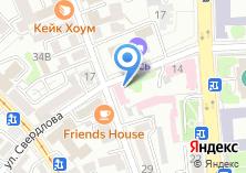 Компания «Факультетские клиники» на карте