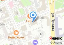 Компания «Натуротерапевты Восточной Сибири» на карте