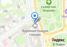 Компания «Новатэк» на карте