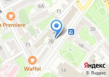 Компания «Единый клиентский центр Восточно-Сибирского территориального центра фирменного транспортного обслуживания» на карте