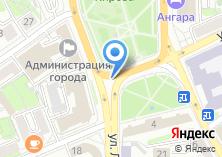 Компания «Кау» на карте