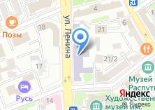 Компания «Байкальский исследовательский центр» на карте