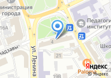 Компания «Востсибуголь» на карте